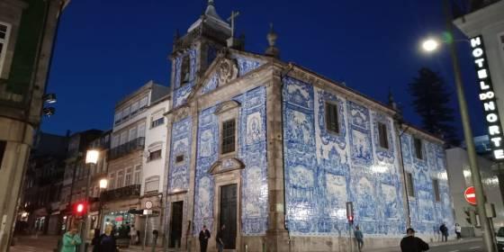 Trinity Church Porto