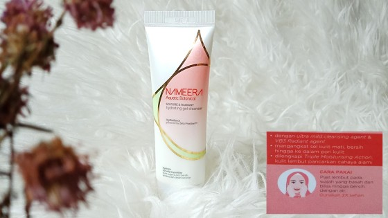 Nameera Hydrating Gel Cleanser