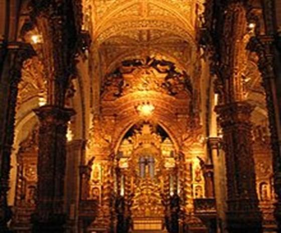 The Church of Saint Francis