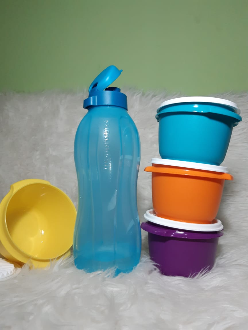 Tupperware Eco Bottle 1,5 liter