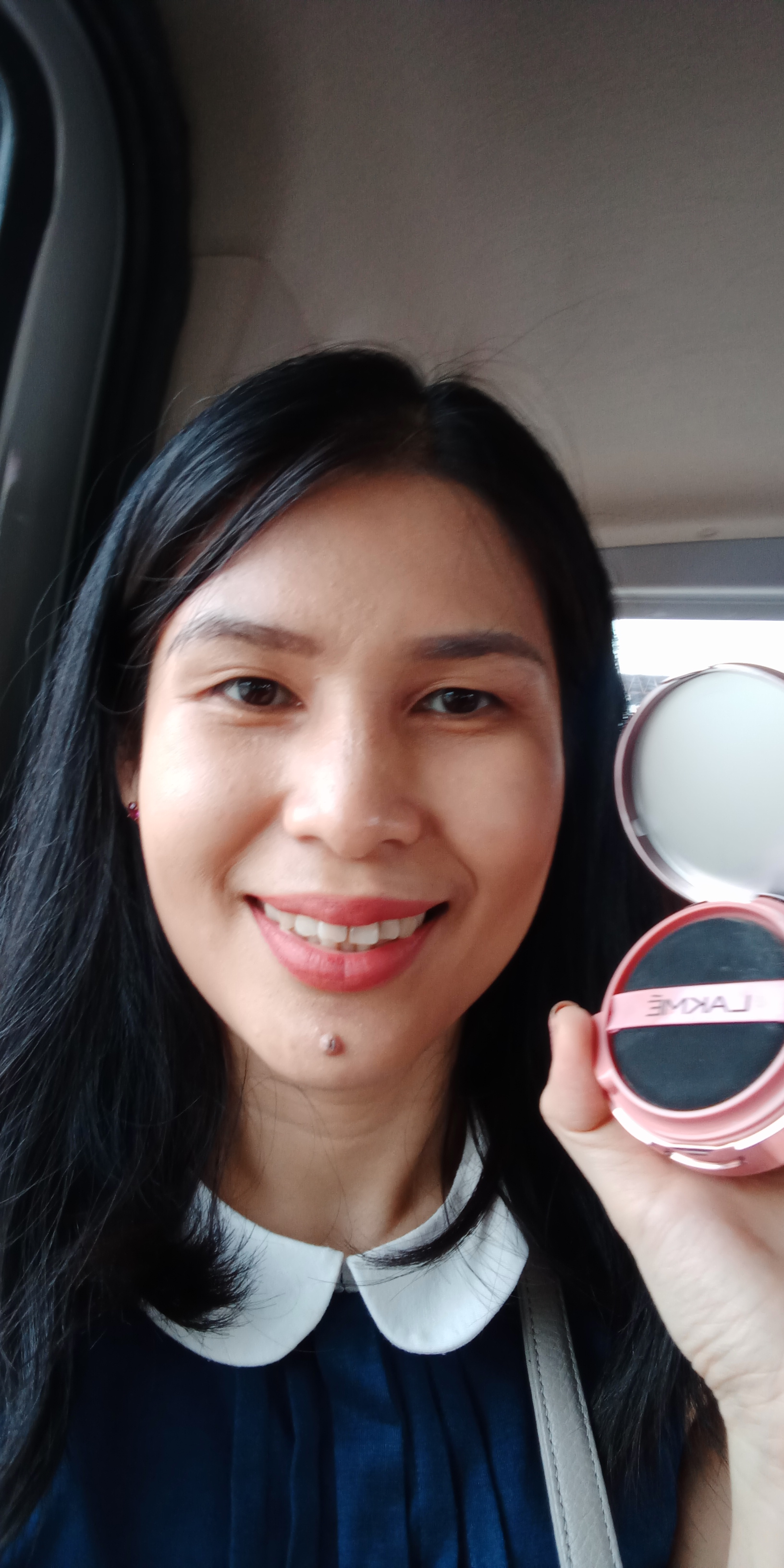 Lakme 9to5 Reinvent Primer+Matte Cushion Foundation