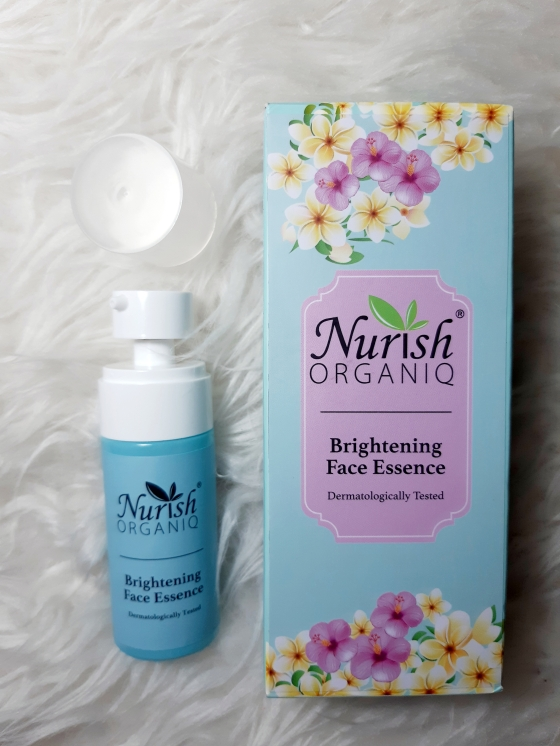 NURISH ORGANIQ Brightening Face Essence