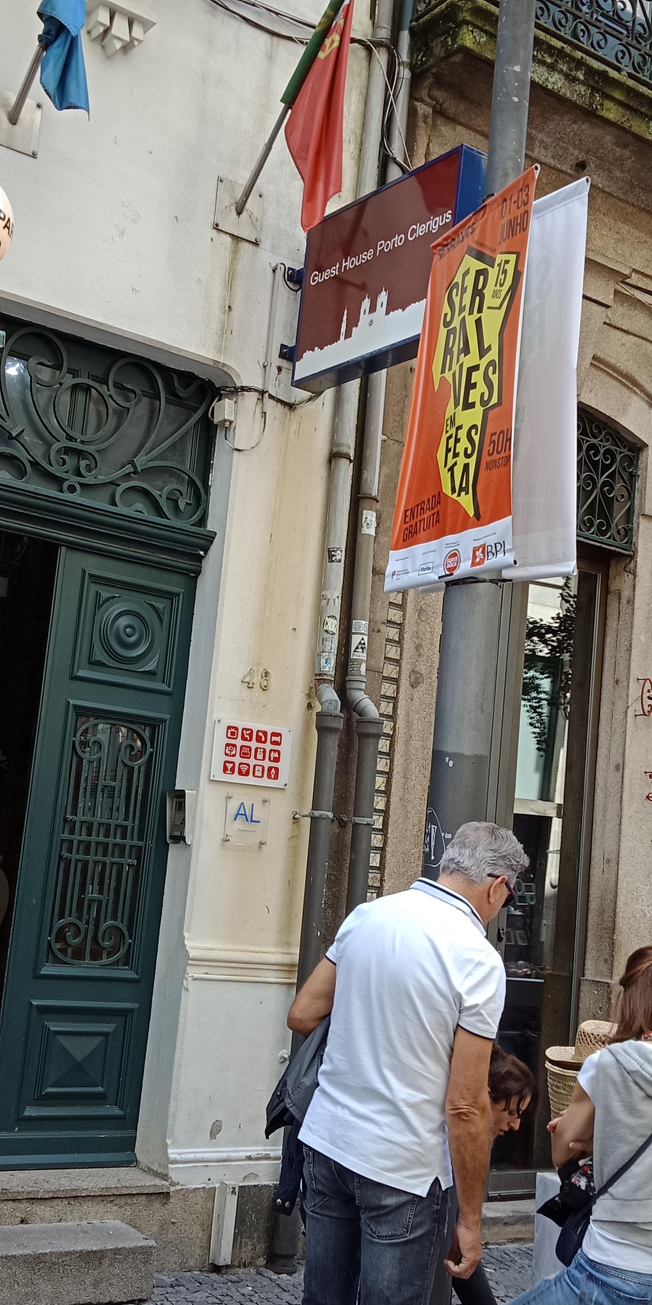 Guest House Porto Clerigus